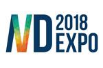 NDExpo 2018. Логотип выставки
