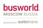 Busworld Russia powered by Autotrans 2018. Логотип выставки
