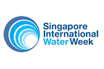 Singapore International Water Week 2018. Логотип выставки