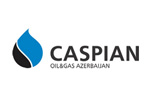 Caspian Oil and Gas 2017. Логотип выставки