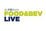 Food & Bev Live 2018. Логотип выставки