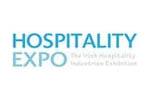 Hospitality Expo 2018. Логотип выставки