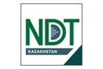 NDT Kazakhstan 2018. Логотип выставки
