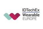 IDTechEx Wearable Europe 2018. Логотип выставки
