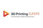 3D Printing Europe 2018. Логотип выставки
