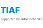 TIAF supported by Automechanika 2018. Логотип выставки