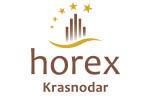 Horex Krasnodar 2016. Логотип выставки