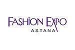 Fashion Expo Astana 2017. Логотип выставки