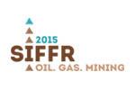 SIFFR. Нефть. Газ. Хим 2015. Логотип выставки