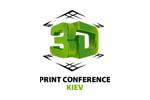 3D Print Conference Kiev 2016. Логотип выставки