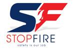 StopFire 2018. Логотип выставки