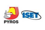 PYROS / ISET 2017. Логотип выставки