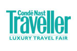 Conde Nast Traveller Luxury Travel Fair 2015. Логотип выставки