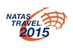 NATAS Travel 2015. Логотип выставки