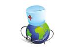 Медицина и лечение в России и за рубежом 2015. Логотип выставки