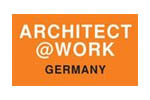 ARCHITECT AT WORK GERMANY 2017. Логотип выставки