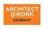 ARCHITECT AT WORK GERMANY 2017. Логотип выставки