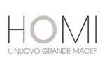 HOMI Milano 2017. Логотип выставки