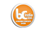 bC India 2014. Логотип выставки