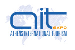 Greek Tourism Expo / ATHENS INTERNATIONAL TOURISM EXPO 2018. Логотип выставки
