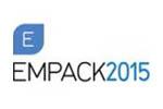 EMPACK Hamburg 2015. Логотип выставки