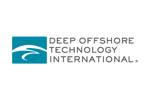 Deep Offshore Technology International 2014. Логотип выставки