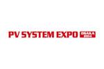 PV SYSTEM EXPO OSAKA 2014. Логотип выставки