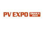 PV EXPO OSAKA 2017. Логотип выставки