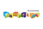 BabyTime Krasnodar / Время материнства и детства 2016. Логотип выставки