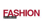 FASHION pre-collection 2015. Логотип выставки
