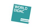 WORLDDIDAC Astana 2017. Логотип выставки