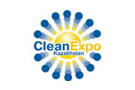CleanExpo Kazakhstan 2018. Логотип выставки