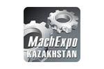 MachExpo Kazakhstan 2018. Логотип выставки