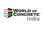 World of Concrete India 2016. Логотип выставки