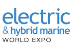 Electric and Hybrid Marine World Expo 2016. Логотип выставки