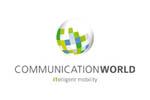 Communication World 2014. Логотип выставки