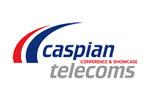 Caspian Telecoms 2014. Логотип выставки