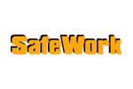 SafeWork 2017. Логотип выставки