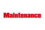 Maintenance 2017. Логотип выставки