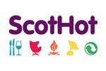 ScotHot 2017. Логотип выставки