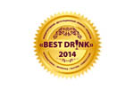BEST DRINK 2014. Логотип выставки