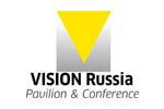 VISION RUSSIA 2017. Логотип выставки