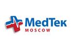 Medtek Moscow 2010. Логотип выставки