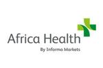 Africa Health 2018. Логотип выставки