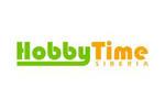 HobbyTime 2018. Логотип выставки
