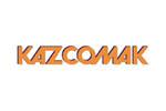 Kazcomak 2017. Логотип выставки