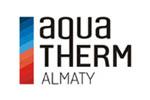 AQUA-THERM Almaty 2018. Логотип выставки