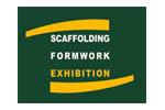 Scaffolding & Formwork Exhibiton 2015. Логотип выставки