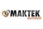 MAKTEK Eurasia 2018. Логотип выставки