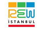 REW Istanbul 2019. Логотип выставки